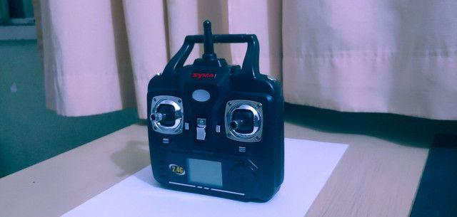 Drone X5SW Wi-Fi FPV Real Time - Syma - Foto 2