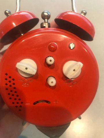 Relógio despertador vintage - Foto 4