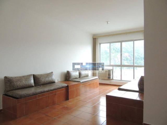 Apartamento AMPLO com 2 dormitórios e dependência em Santos - Foto 3