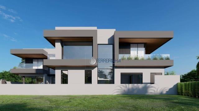Casa com 4 dormitórios à venda, 450 m² por R$ 2.067.000,00 - Urbanova - São José dos Campo - Foto 2