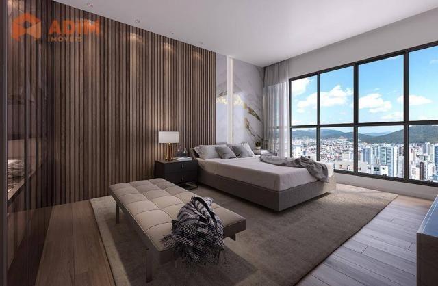 Apartamento á venda no 135 Jardins em Balneário Camboriú, com 04 suítes, amplo living e ch - Foto 5