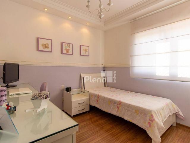 Apartamento com 3 dormitórios à venda, 129 m² por R$ 1.250.000 - Parque Prado - Campinas/S - Foto 18