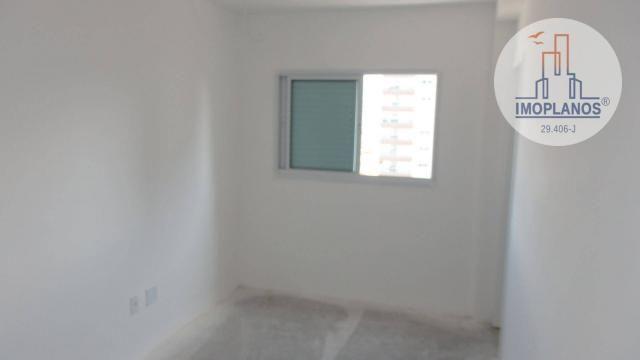 Apartamento com 2 dormitórios à venda, 80 m² por R$ 310.000,00 - Caiçara - Praia Grande/SP - Foto 6