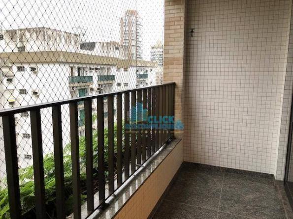Apartamento com 4 dormitórios à venda, 248 m² por R$ 1.064.000,00 - Boqueirão - Santos/SP - Foto 12