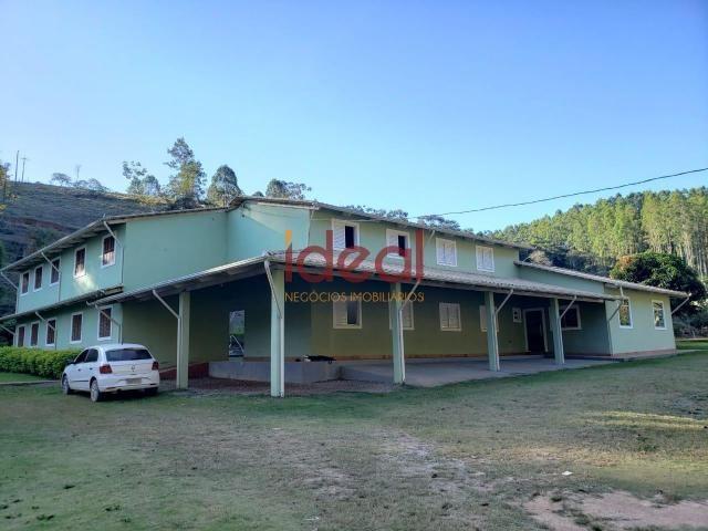 Sítio à venda, 8 quartos, 5 vagas, Zona rural - Viçosa/MG - Foto 4