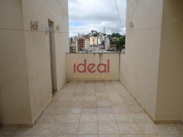 Cobertura à venda, 4 quartos, 4 suítes, 2 vagas, Centro - Viçosa/MG - Foto 14