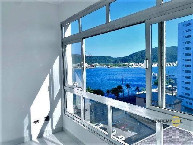 Apartamento com 3 dormitórios à venda, 98 m² por R$ 575.000,00 - Ponta da Praia - Santos/S - Foto 4