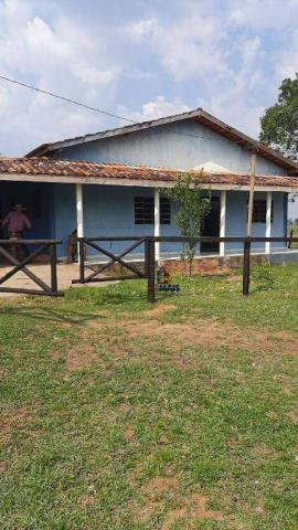 Chácara à venda por R$ 610.000 - Zona Rural - Teixeirópolis/RO