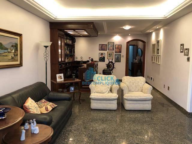 Apartamento com 4 dormitórios à venda, 248 m² por R$ 1.064.000,00 - Boqueirão - Santos/SP