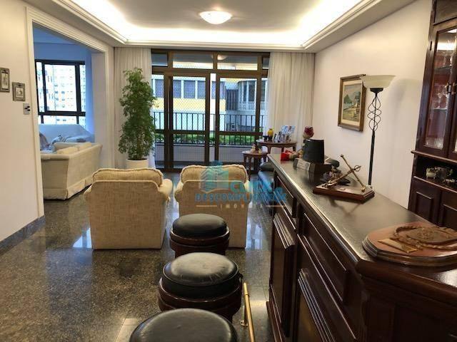 Apartamento com 4 dormitórios à venda, 248 m² por R$ 1.064.000,00 - Boqueirão - Santos/SP - Foto 7