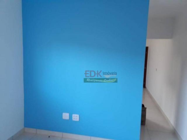 Casa com 2 dormitórios à venda, 60 m² por R$ 230.000 - Parque Nova Esperança - São José do - Foto 8