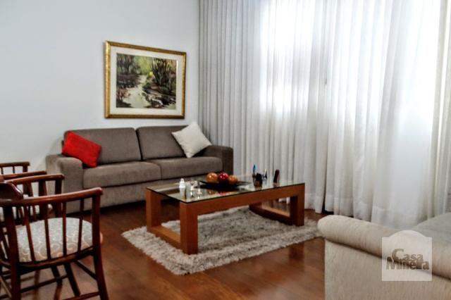 Apartamento à venda com 4 dormitórios em Alto barroca, Belo horizonte cod:271541 - Foto 4