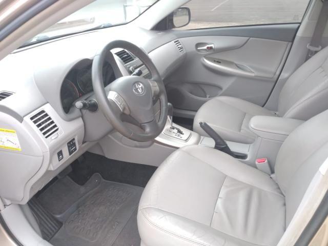 TOYOTA Corolla 2.0 16V 4P XEI FLEX AUTOMÁTICO - Foto 12