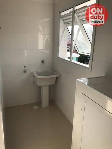 Apartamento Garden com 2 dormitórios à venda, 70 m² por R$ 475.000,00 - Aparecida - Santos - Foto 11