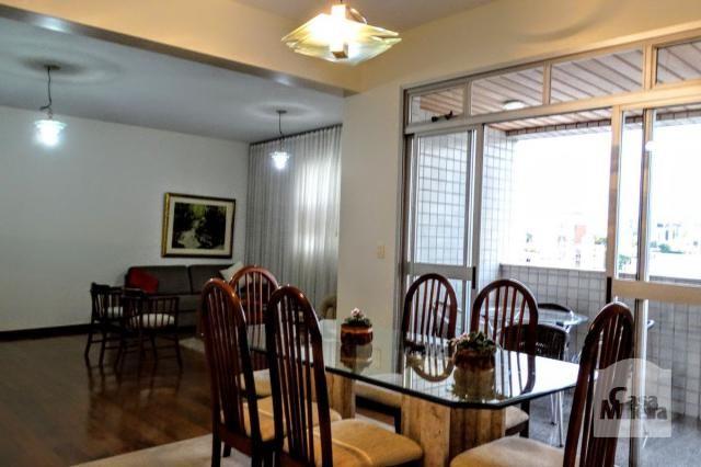 Apartamento à venda com 4 dormitórios em Alto barroca, Belo horizonte cod:271541 - Foto 3