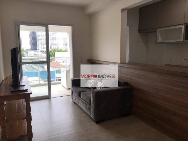 Apartamento para alugar, 62 m² por R$ 3.100,00/mês - Barra Funda - São Paulo/SP - Foto 14