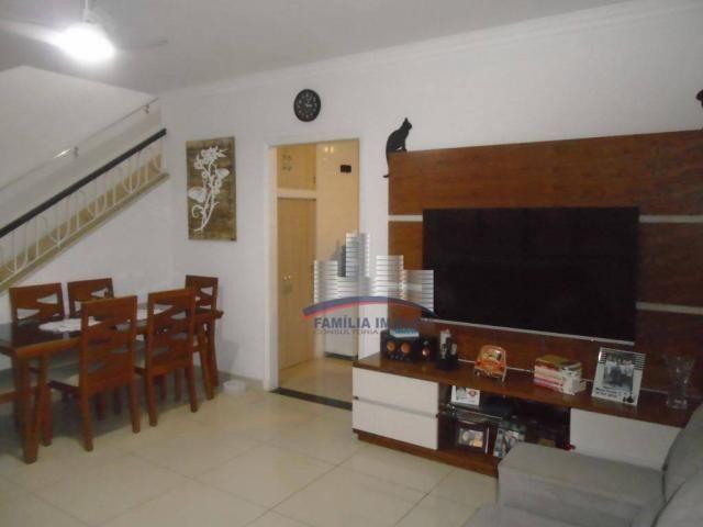 Sobrado com 3 dormitórios à venda por R$ 530.000,00 - Campo Grande - Santos/SP - Foto 6