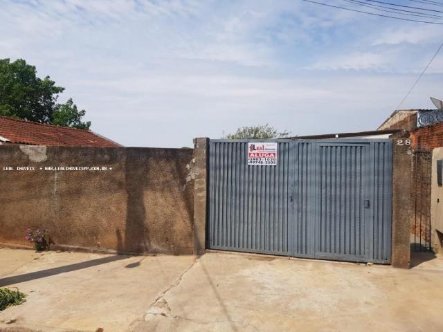 Casa para Locação em Presidente Prudente, GUANABARA, 1 dormitório, 1 banheiro, 1 vaga - Foto 3