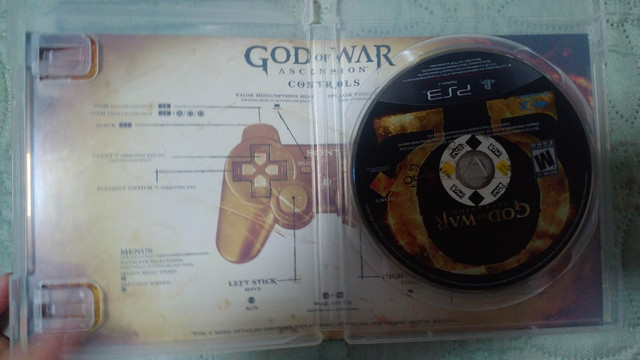 God of war ascension ps3 - Foto 2