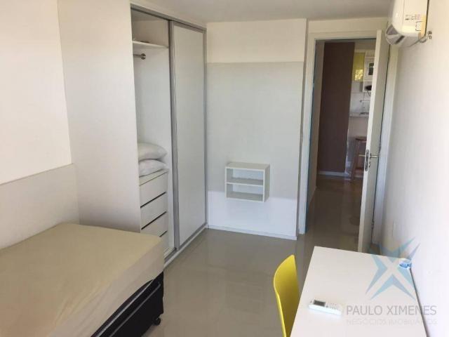 Apartamento Solarium, com 3 dormitórios à venda, 87 m² por R$ 450.000 - Porto das Dunas -  - Foto 13