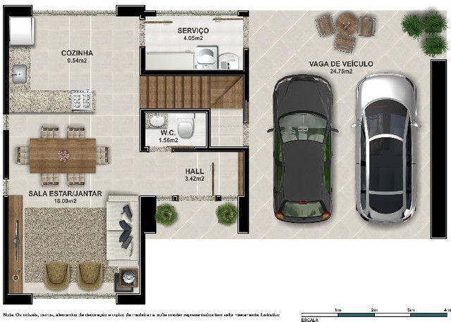 Casa 3 suítes dentro de condomínio em Maricá - Lançamento ! - Foto 20