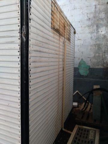 Câmara Frigorífica em Baú ( 8 x 2,5 metros ), 220w trifásica, Motor Elgin (1 ano) - Foto 5
