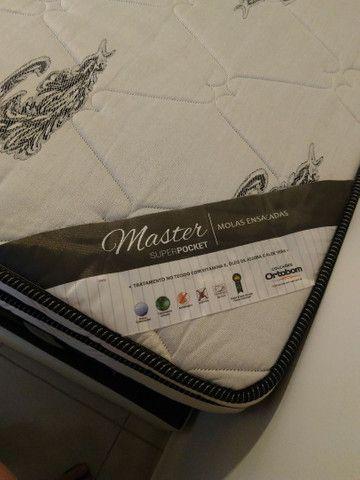 Colchão Casal Ortobom Master Super Pocket - Foto 3