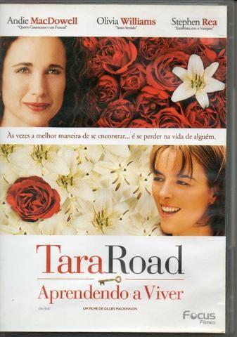 Dvd - Tara Road - Aprendendo a Viver
