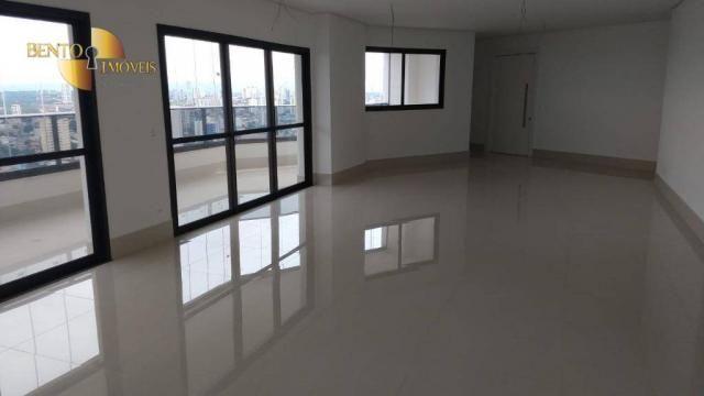 ED ROYAL PRESIDENT - Apartamento com 4 dormitórios à venda, 237 m² por R$ - Bosque - Cuiab - Foto 16