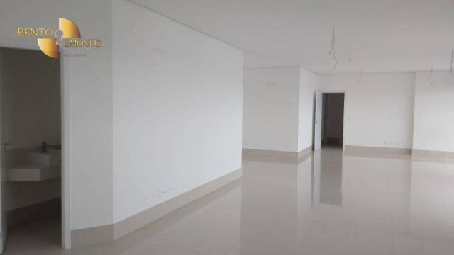 ED ROYAL PRESIDENT - Apartamento com 4 dormitórios à venda, 237 m² por R$ - Bosque - Cuiab - Foto 14