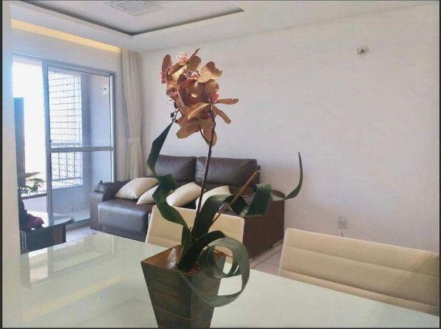 Apartamento Edificio Villa Real Andar Alto próximo a Regional IV na av Silas Munguba - Foto 12