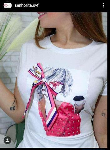 T shirt de luxo?? - Foto 10