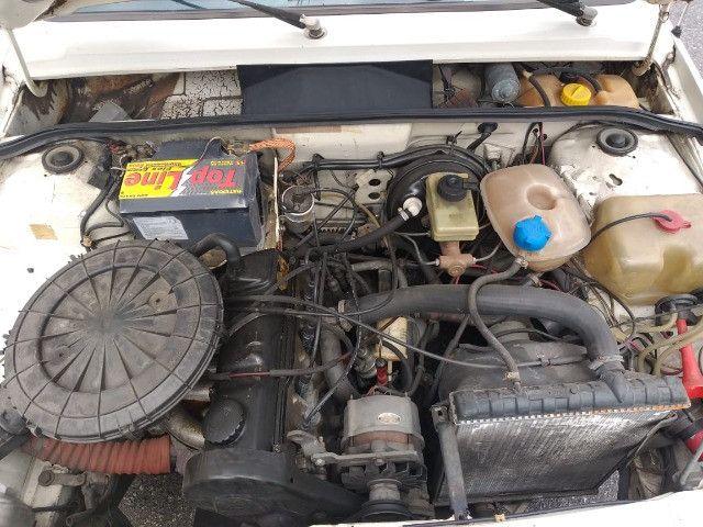 Volkswagen Voyage 87 1.8 álcool cadastrado - Foto 3