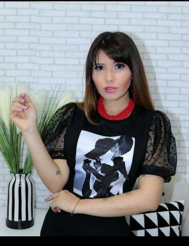 T shirt de luxo?? - Foto 8