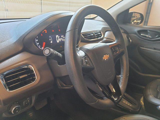 GM Chevrolet Prisma LTZ automático 18/19 24.000 km, carro top. - Foto 9
