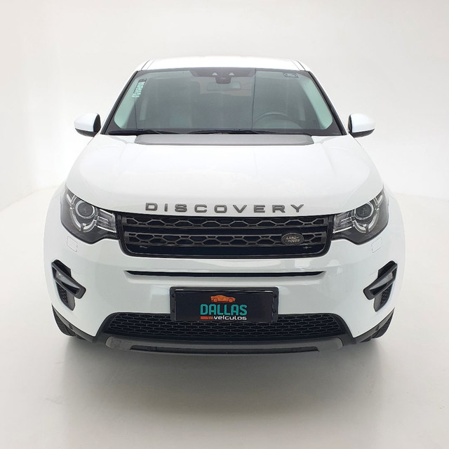 Land Rover Discovery Sport SE - Diesel 2017 - 5 lugares - Foto 3