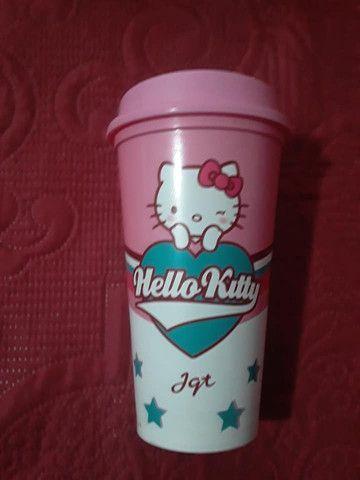Copo infantil Hello Kitty