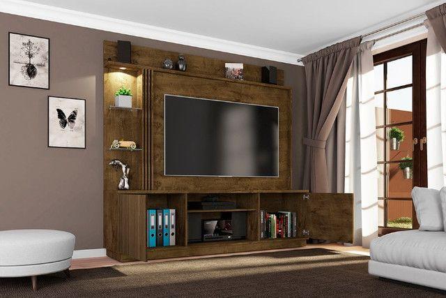 """Últimas unidades - Home Atlanta para TV de até 65"""" REF-002 - Foto 2"""