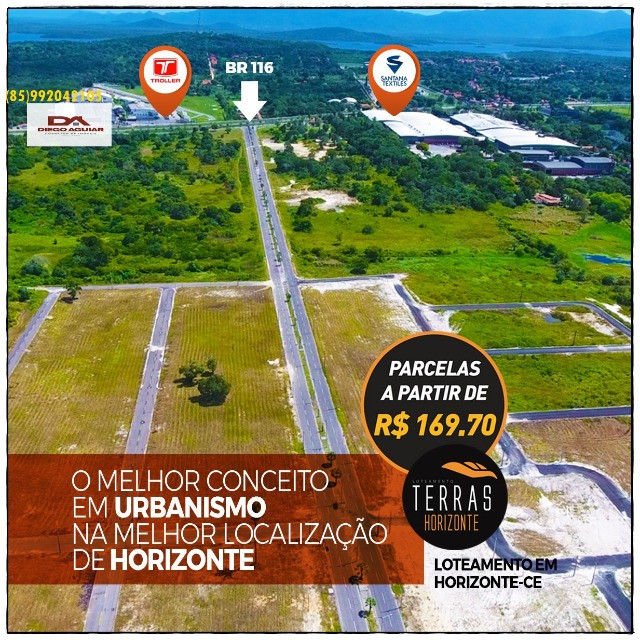 Venha garantir seu investimento >> Terras Horizonte > - Foto 15