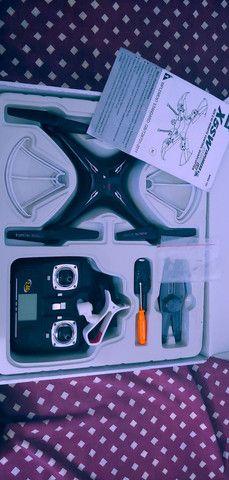 Drone X5SW Wi-Fi FPV Real Time - Syma - Foto 5