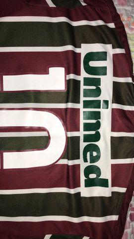 Camisa original Fluminense 2010 - Foto 4