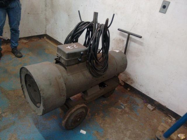 Máquina de Solda Gerador Trifásica Bambozzi - Foto 2