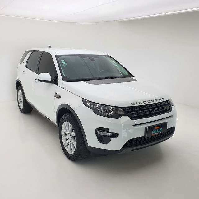 Land Rover Discovery Sport SE - Diesel 2017 - 5 lugares - Foto 2