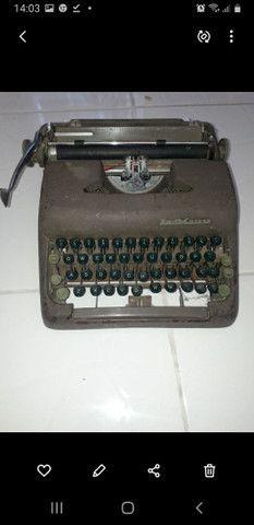 Máquina datilografica  - Foto 5