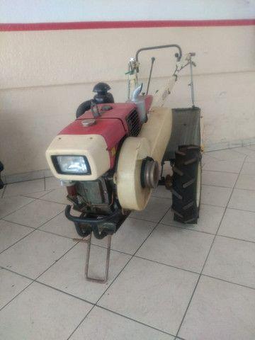 Micro trator yanmar tc 14 - Foto 2