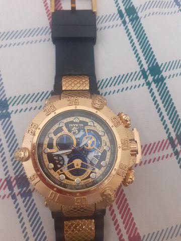 Relógio invicta usado  - Foto 2