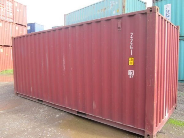 Container dry 20 pés - Foto 2
