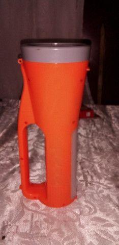 lanterna muto forte e com bateria recarregável  - Foto 5