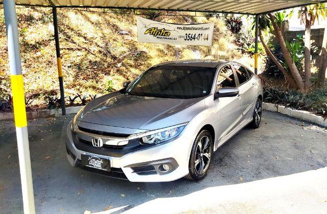 Honda Civic Exl CVT 2.0-2017