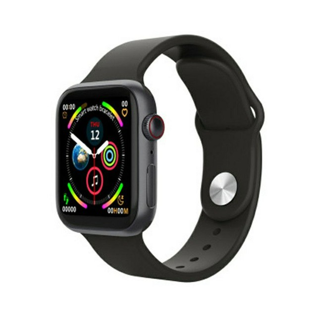 T500 smartwatch resistente a água  - Foto 6